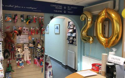 Join us celebrating the 20th anniversary of our Bramcote branch!