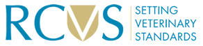 Royal College of Veterinary Surgeons logo