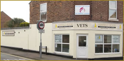 Spondon Surgery Derby Ashfield House Vets